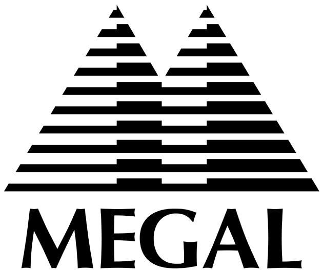 MEGAL Logo B_W hi res