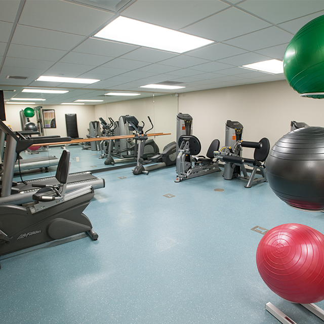 RMHC Eastern Wisconsin Fitness Center